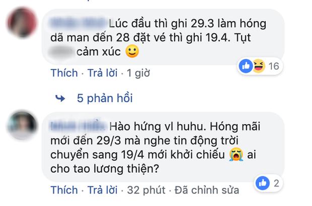 Netizen phản ứng cực tỉnh với tấm poster Thiên Linh Cái: Đeo lens thì tự gỡ đi chứ! - Ảnh 8.