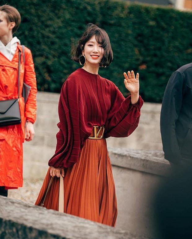 Có ai như Park Shin Hye: Để tóc dài nữ thần thì nhàn nhạt, đổi tóc ngắn mới đạt đến đỉnh cao nhan sắc - Ảnh 7.