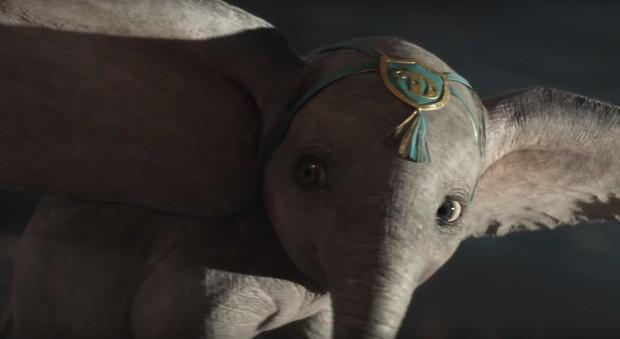 Ứa nước mắt khi TV spot chú voi biết bay Dumbo tái hiện ca khúc kinh điển ở phiên bản 1941 - Ảnh 4.