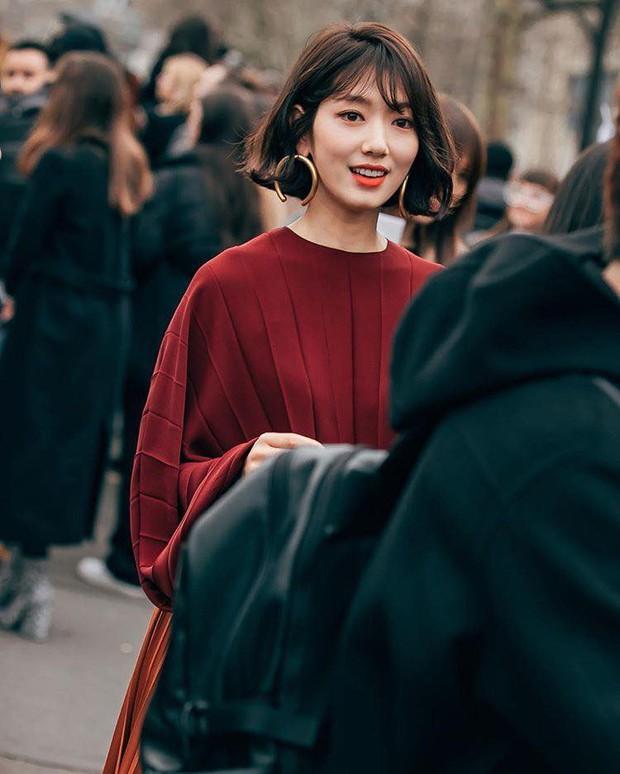 Có ai như Park Shin Hye: Để tóc dài nữ thần thì nhàn nhạt, đổi tóc ngắn mới đạt đến đỉnh cao nhan sắc - Ảnh 3.