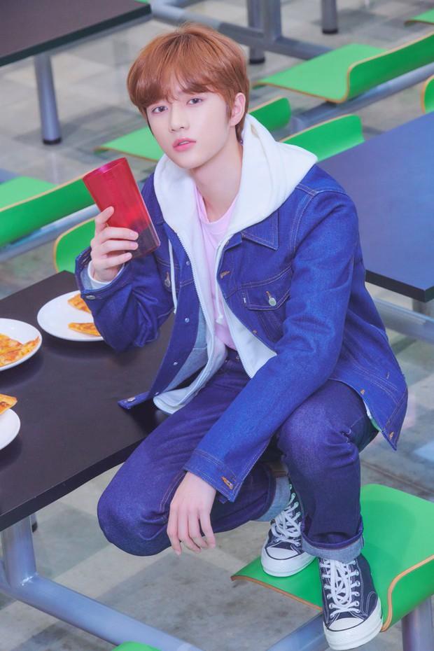 Nhóm nhạc em trai ngậm thìa vàng của BTS: Đẹp trai lạ, thành viên lai quá nổi nhưng ảnh quá khứ mới gây bất ngờ - Ảnh 23.