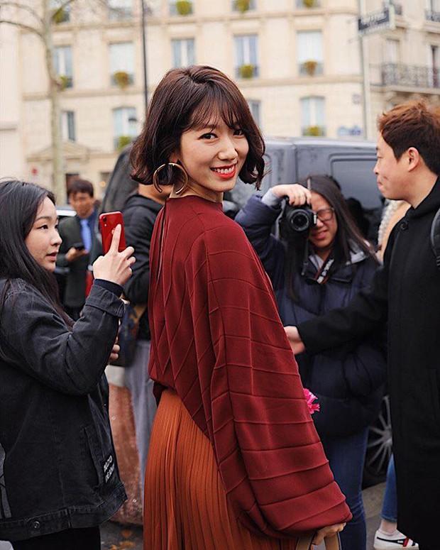Có ai như Park Shin Hye: Để tóc dài nữ thần thì nhàn nhạt, đổi tóc ngắn mới đạt đến đỉnh cao nhan sắc - Ảnh 6.
