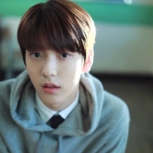 Nhóm nhạc em trai ngậm thìa vàng của BTS: Đẹp trai lạ, thành viên lai quá nổi nhưng ảnh quá khứ mới gây bất ngờ - Ảnh 5.