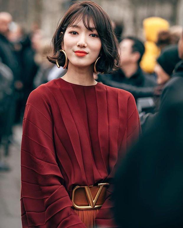 Có ai như Park Shin Hye: Để tóc dài nữ thần thì nhàn nhạt, đổi tóc ngắn mới đạt đến đỉnh cao nhan sắc - Ảnh 4.