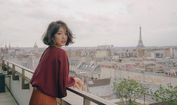 Có ai như Park Shin Hye: Để tóc dài nữ thần thì nhàn nhạt, đổi tóc ngắn mới đạt đến đỉnh cao nhan sắc - Ảnh 10.