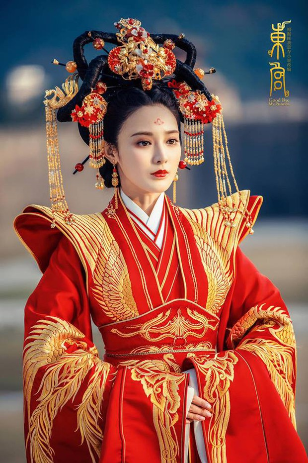 Đông Cung: Cảnh đại hôn hoành tráng đến mấy cũng thua nhan sắc không tì vết của Bành Tiểu Nhiễm! - Ảnh 7.