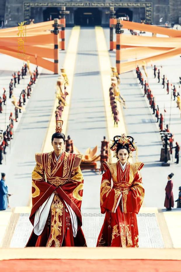 Đông Cung: Cảnh đại hôn hoành tráng đến mấy cũng thua nhan sắc không tì vết của Bành Tiểu Nhiễm! - Ảnh 3.