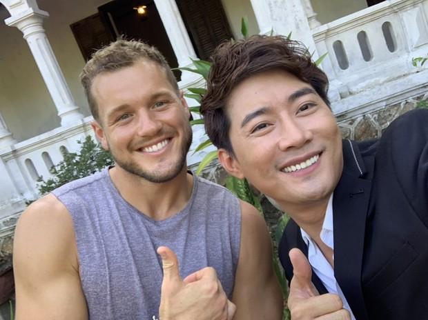 Anh chàng độc thân của Mỹ quay hình tại Việt Nam, nghệ sĩ Việt tham gia chính là... - Ảnh 2.