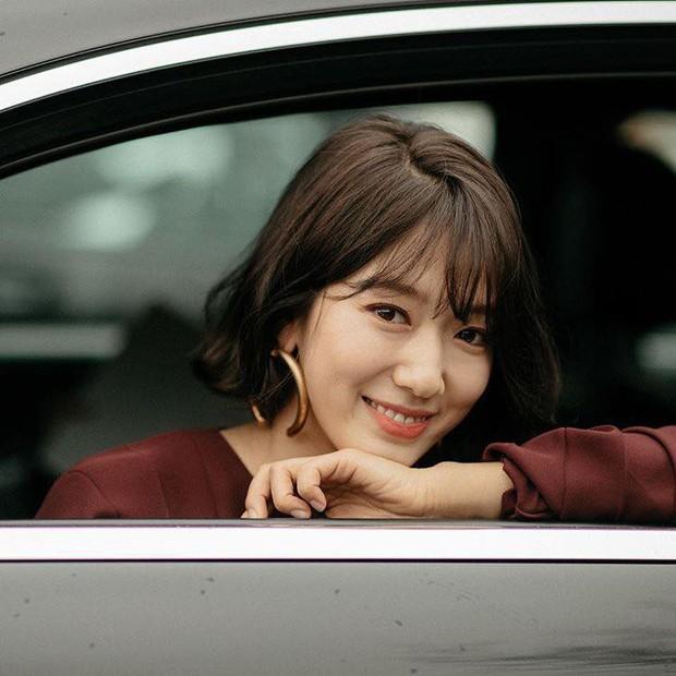 Có ai như Park Shin Hye: Để tóc dài nữ thần thì nhàn nhạt, đổi tóc ngắn mới đạt đến đỉnh cao nhan sắc - Ảnh 9.