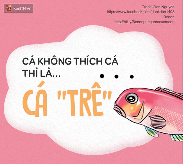 Dân mạng Việt hóa đại dương với pun game cực mạnh về các loài cá - Ảnh 5.