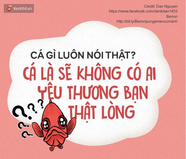 Dân mạng Việt hóa đại dương với pun game cực mạnh về các loài cá - Ảnh 14.