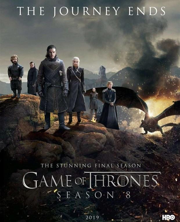 Game of Thrones: Tiệc chia tay Game of Thrones khiến mẹ Rồng rơi lệ - Ảnh 5.