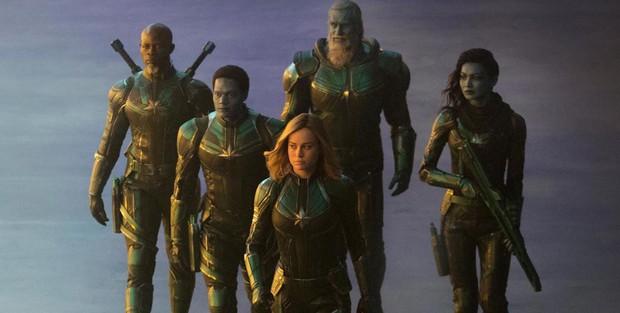 Cẩm nang mọi thứ cần biết về Captain Marvel trước giờ ra rạp - Ảnh 7.