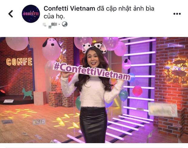 Confetti Vietnam khiến khán giả mừng hụt vì tưởng Sam quay lại làm Host - Ảnh 3.