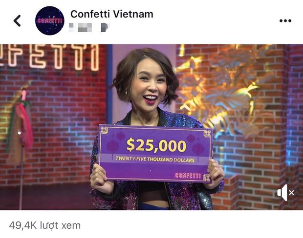 Confetti Vietnam khiến khán giả mừng hụt vì tưởng Sam quay lại làm Host - Ảnh 2.