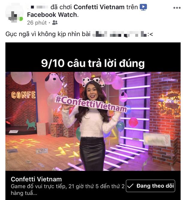 Confetti Vietnam khiến khán giả mừng hụt vì tưởng Sam quay lại làm Host - Ảnh 4.