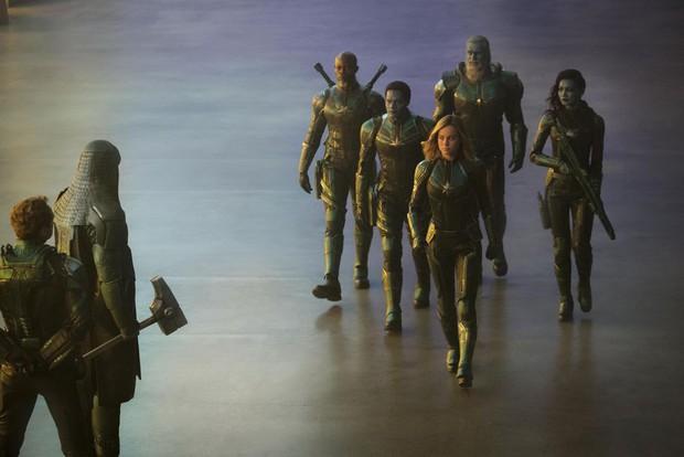 """Đóng hàng loạt phim Hollywood đình đám, thảo nào nàng Minn-Erva gốc Á ở """"Captain Marvel"""" trông quen đến thế! - Ảnh 1."""