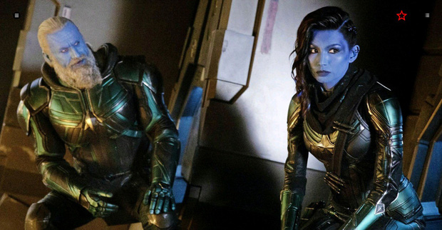 """Đóng hàng loạt phim Hollywood đình đám, thảo nào nàng Minn-Erva gốc Á ở """"Captain Marvel"""" trông quen đến thế! - Ảnh 2."""