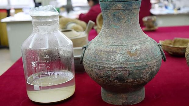 Phát hiện thuốc trường sinh bất lão trong mộ cổ Trung Quốc - Ảnh 1.
