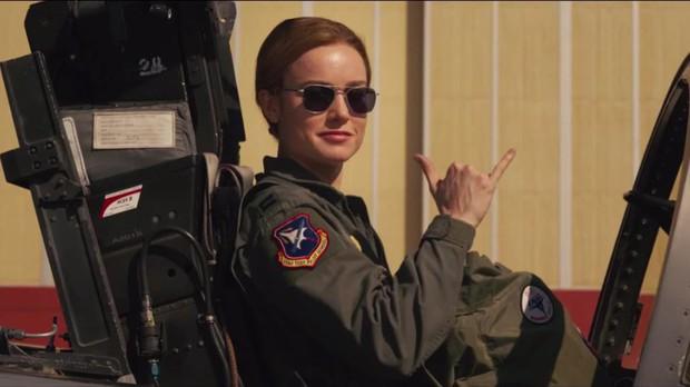 Cẩm nang mọi thứ cần biết về Captain Marvel trước giờ ra rạp - Ảnh 3.