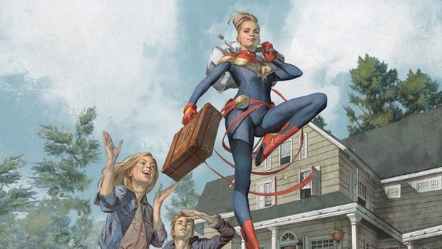 Cẩm nang mọi thứ cần biết về Captain Marvel trước giờ ra rạp - Ảnh 4.