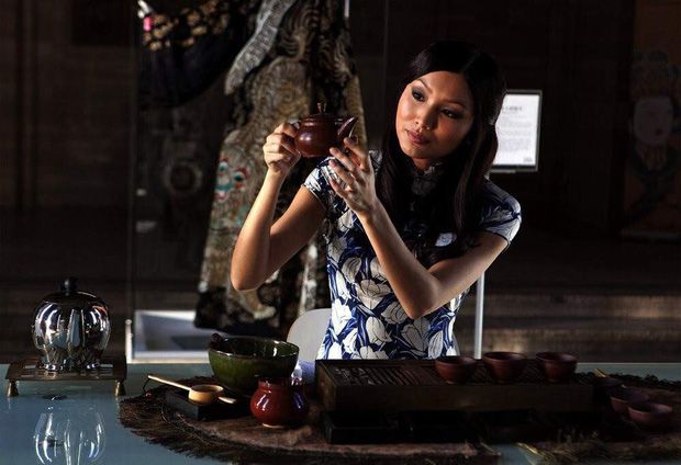 """Đóng hàng loạt phim Hollywood đình đám, thảo nào nàng Minn-Erva gốc Á ở """"Captain Marvel"""" trông quen đến thế! - Ảnh 5."""