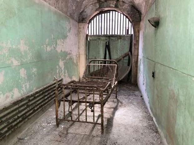 Ảnh: Rợn người những nhà tù bị bỏ hoang như trong phim kinh dị - Ảnh 8.
