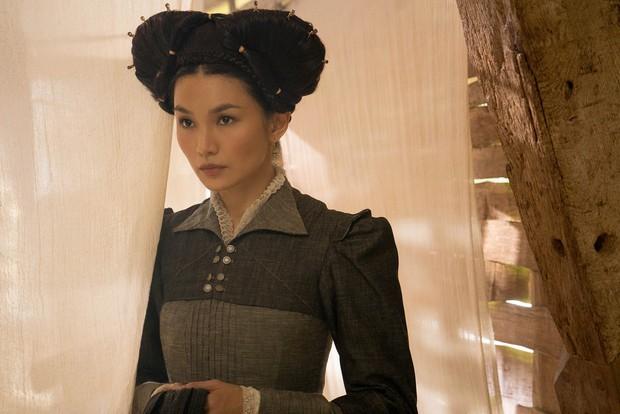 """Đóng hàng loạt phim Hollywood đình đám, thảo nào nàng Minn-Erva gốc Á ở """"Captain Marvel"""" trông quen đến thế! - Ảnh 9."""