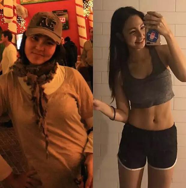 Cô gái Hàn Quốc giảm 20kg chỉ nhờ 6 nguyên tắc mà bất kỳ cô gái nào cũng có thể làm được - Ảnh 8.