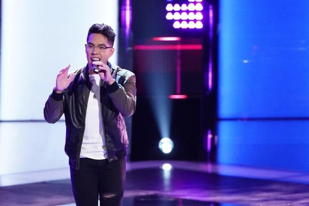 Không chỉ Minh Như, chàng trai Philippines này cũng đang khiến fan châu Á dậy sóng tại The Voice US! - Ảnh 3.