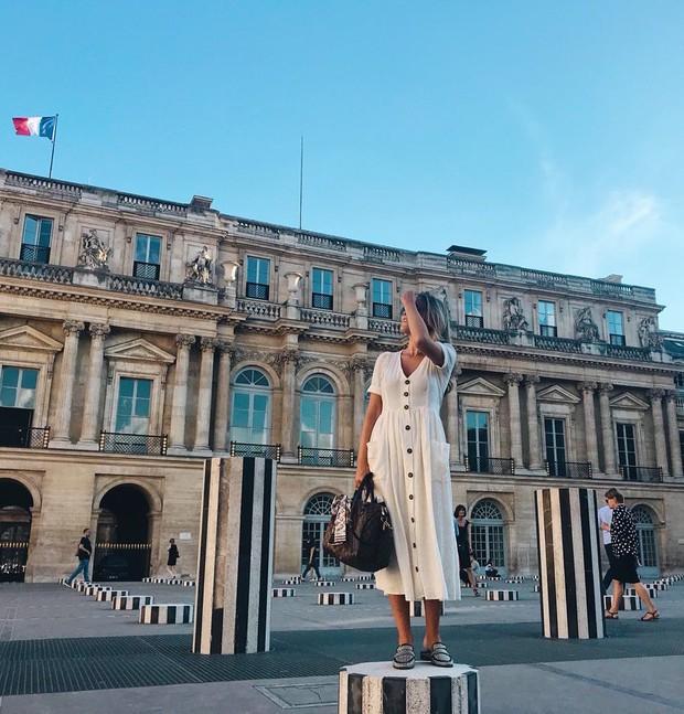Hoá ra không chỉ Quỳnh Anh Shyn hay Quang Đại mà bất cứ ai đến Paris cũng đều check-in tại địa điểm này - Ảnh 12.