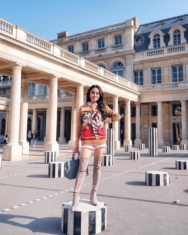 Hoá ra không chỉ Quỳnh Anh Shyn hay Quang Đại mà bất cứ ai đến Paris cũng đều check-in tại địa điểm này - Ảnh 3.