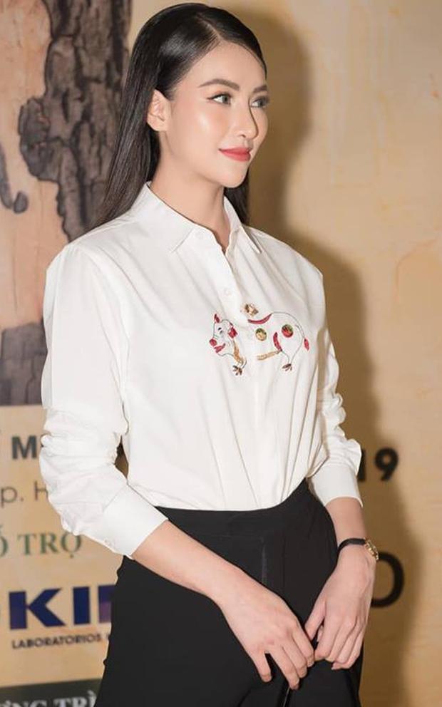 Gương mặt ngày càng khác lạ, nghi can thiệp thẩm mỹ của Phương Khánh sau 4 tháng đăng quang Hoa hậu - Ảnh 2.