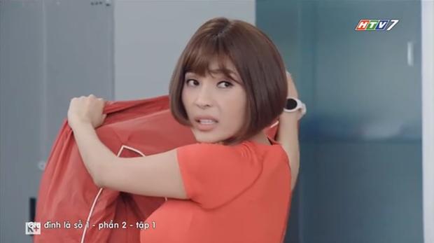Cận cảnh những bộ tóc giả nhìn là muốn... giật ngay khỏi đầu diễn viên trên màn ảnh Việt - Ảnh 5.