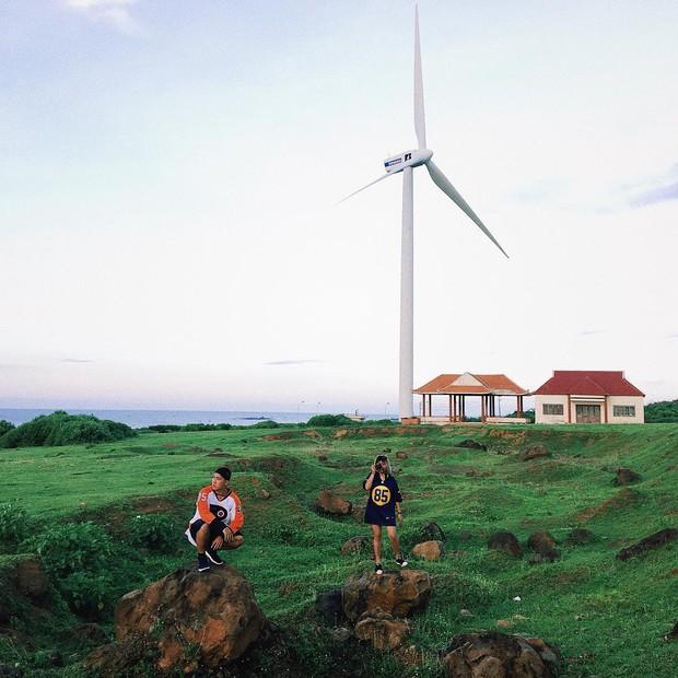 Lưu lại địa chỉ 4 cánh đồng quạt gió đẹp nhất Việt Nam để còn đi săn ảnh đẹp hè này! - Ảnh 14.