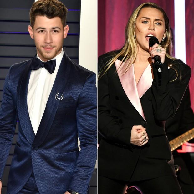 Chia tay đã lâu và đều đã lập gia đình, Nick Jonas bất ngờ say sưa nói về tình cũ Miley Cyrus - Ảnh 1.