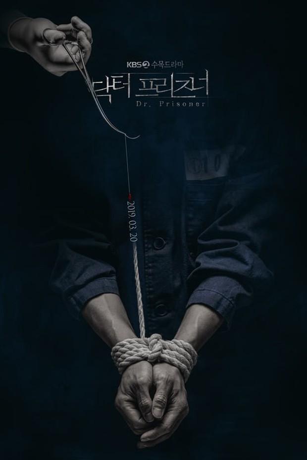 Mấy ai như Nam Goong Min: Làm bác sĩ mà đáng sợ còn hơn sát nhân tâm thần! - Ảnh 8.