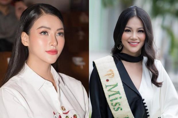 Gương mặt ngày càng khác lạ, nghi can thiệp thẩm mỹ của Phương Khánh sau 4 tháng đăng quang Hoa hậu - Ảnh 1.