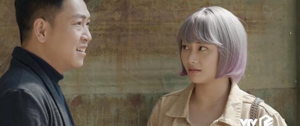 Cận cảnh những bộ tóc giả nhìn là muốn... giật ngay khỏi đầu diễn viên trên màn ảnh Việt - Ảnh 3.