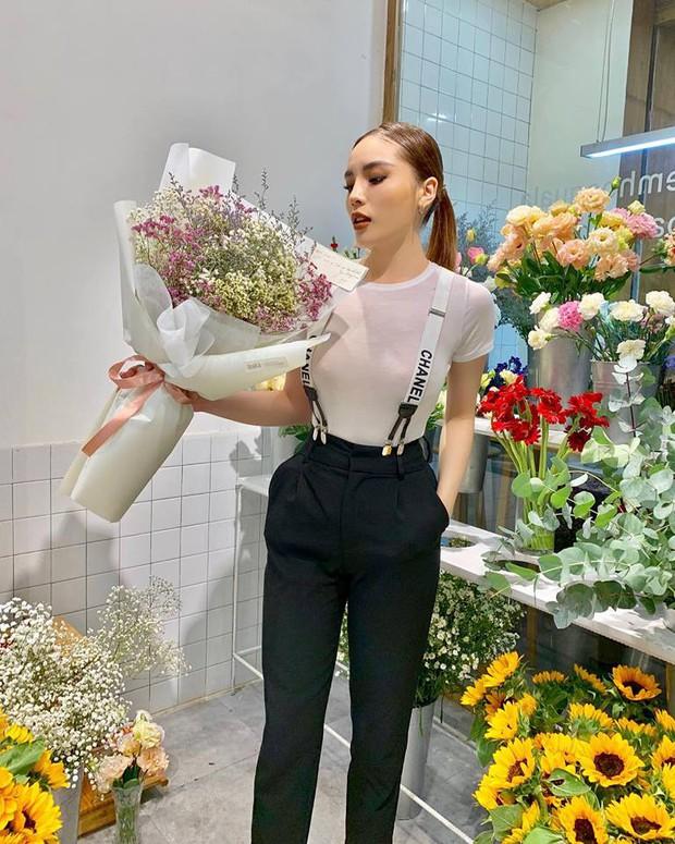 Hà Hồ phô trương ngực trần, Quỳnh Anh Shyn phải mượn áo để chinh chiến street style với dàn sao quốc tế tại Paris - Ảnh 8.