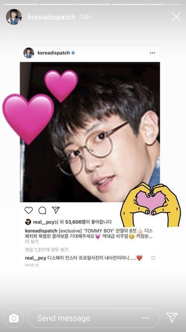 Dispatch mê đắm Chanyeol (EXO), nghi vấn sẽ không bao giờ có tin bóc phốt hẹn hò - Ảnh 7.