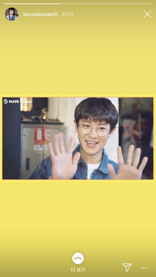 Dispatch mê đắm Chanyeol (EXO), nghi vấn sẽ không bao giờ có tin bóc phốt hẹn hò - Ảnh 4.