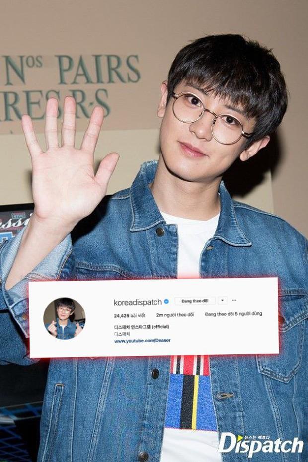 Dispatch mê đắm Chanyeol (EXO), nghi vấn sẽ không bao giờ có tin bóc phốt hẹn hò - Ảnh 1.