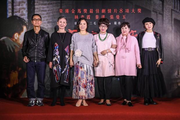 Ngỡ tưởng tái hợp, tình cũ vẫn không tới dự sự kiện ra mắt phim của Đông Phương Bất Bại Lâm Thanh Hà - Ảnh 9.