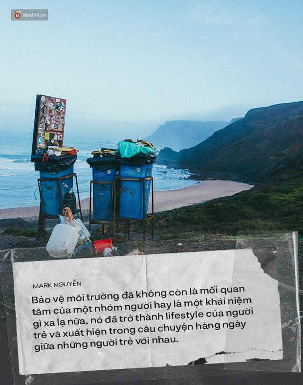 Chính chữ tiện đang giết chết môi trường, nên người trẻ đã nghĩ nhiều hơn khi nhận 1 cái túi nilon hay 1 cái ống hút nhựa - Ảnh 3.