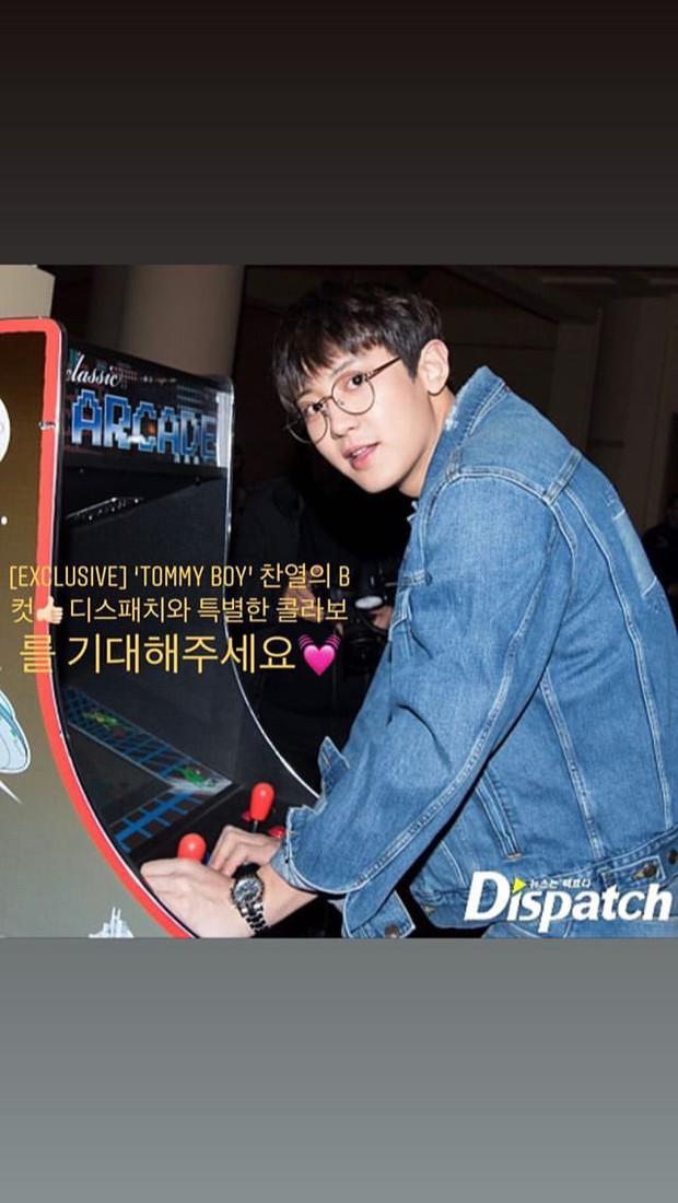 Dispatch mê đắm Chanyeol (EXO), nghi vấn sẽ không bao giờ có tin bóc phốt hẹn hò - Ảnh 5.