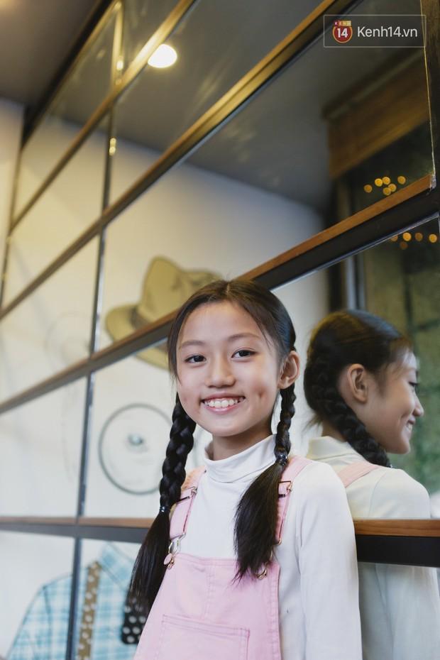 4 ngọc nữ nhí không đợi tuổi đã vụt sáng của V-biz: từ bản sao Kim Yoo Jung đến Hoa hậu Việt Nam tương lai - Ảnh 10.