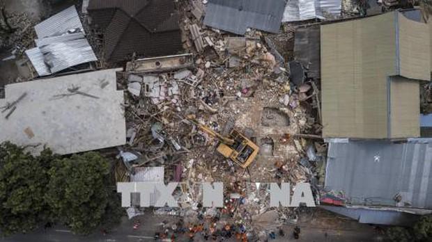Indonesia nỗ lực tái thiết sau thảm họa động đất Lombok  - Ảnh 1.