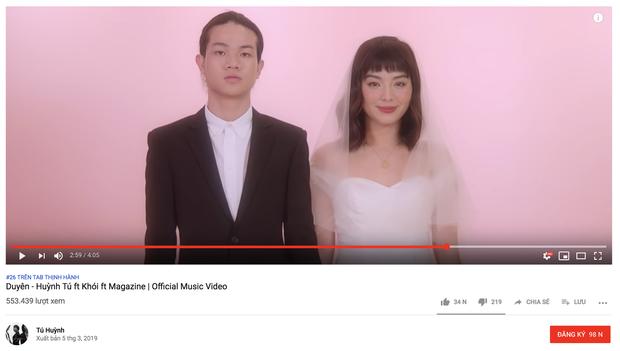 Hiện tượng Indie Đường một chiều lại gây bão với sản phẩm mới, vừa ra mắt đã lọt top thịnh hành Youtube trong ngày - Ảnh 2.