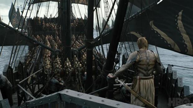 Săm soi 7 giả thuyết thú vị từ trailer đầu tiên của Game of Thrones mùa 8 - Ảnh 3.